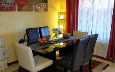 ARRENDADA| Preciosa Casa. Ubicada camino a las Vizcachas. Conjunto habitacional Portal del Valle. Puente Alto $530.000